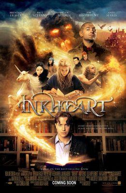 """Постер к фильму """"Чернильное сердце"""" /Inkheart/ (2008)"""