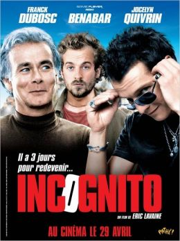 "Постер к фильму ""Инкогнито"" /Incognito/ (2009)"