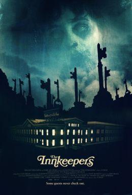 "Постер к фильму ""Тайны старого отеля"" /The Innkeepers/ (2011)"