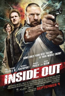 """Постер к фильму """"Inside Out"""" /Inside Out/ (2011)"""