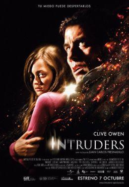 """Постер к фильму """"Пожиратели"""" /Intruders/ (2011)"""