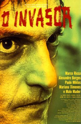 """Постер к фильму """"Захватчик"""" /O Invasor/ (2002)"""