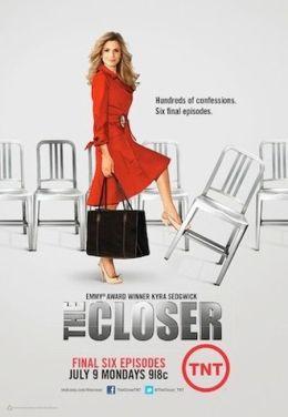 """Постер к фильму """"Ищейка"""" /The Closer/ (2009)"""