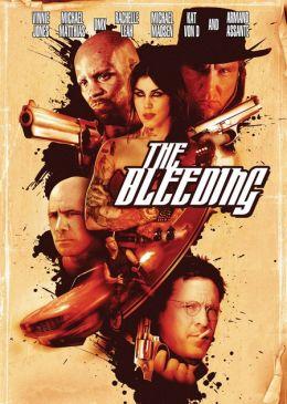 """Постер к фильму """"Истекающий кровью"""" /The Bleeding/ (2009)"""