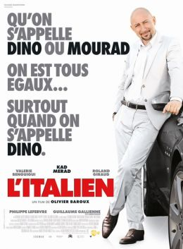 """Постер к фильму """"Итальянец"""" /L'Italien/ (2010)"""