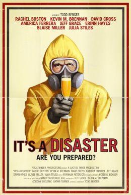 """Постер к фильму """"Это катастрофа"""" /It's a Disaster/ (2012)"""