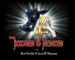 "Постер к фильму ""Иуда и Иисус"" /Judas & Jesus/ (2009)"