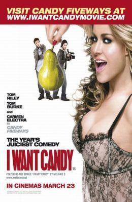 "Постер к фильму ""Я хочу конфетку"" /I Want Candy/ (2007)"