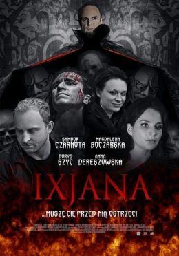 "Постер к фильму ""Ixjana z piekla rodem"" /Ixjana z piekla rodem/ (2012)"