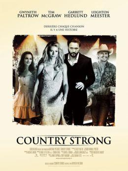 """Постер к фильму """"Я ухожу - не плачь"""" /Country Strong/ (2010)"""