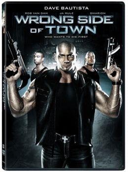 """Постер к фильму """"Изнанка города"""" /Wrong Side of Town/ (2010)"""