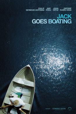 """Постер к фильму """"Джек отправляется в плаванье"""" /Jack Goes Boating/ (2010)"""