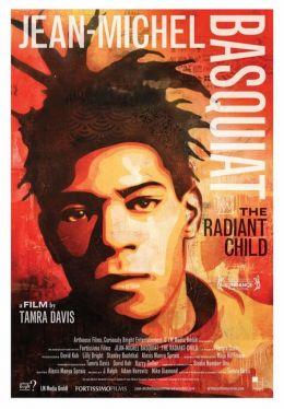 """Постер к фильму """"Жан-Мишель Баскья: Лучезарное дитя"""" /Jean-Michel Basquiat: The Radiant Child/ (2010)"""