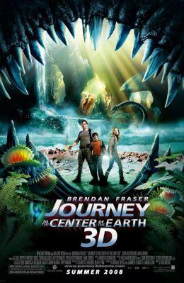 "Постер к фильму ""Путешествие к центру Земли"" /Journey to the Center of the Earth/ (2008)"