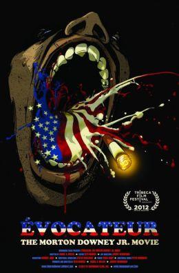 """Постер к фильму """"Evocateur: The Morton Downey Jr. Movie"""" /Evocateur: The Morton Downey Jr. Movie/ (2012)"""
