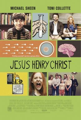 """Постер к фильму """"Несносный Генри"""" /Jesus Henry Christ/ (2012)"""