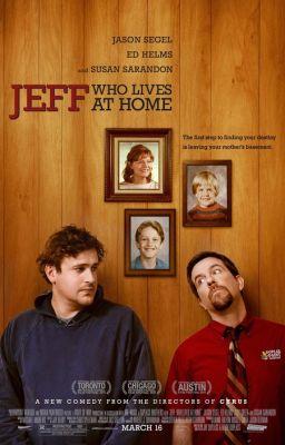 "Постер к фильму ""Джефф, живущий дома"" /Jeff Who Lives at Home/ (2011)"