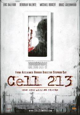 "Постер к фильму ""Камера 213"" /Cell 213/ (2010)"