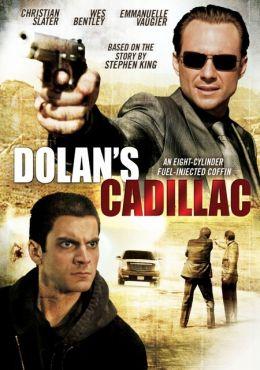 "Постер к фильму """"Кадиллак"" Долана"" /Dolan's Cadillac/ (2009)"