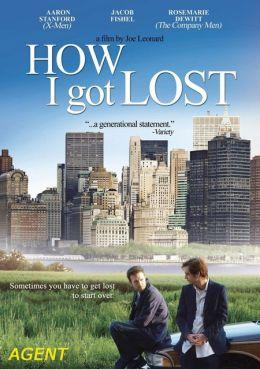 """Постер к фильму """"Как я заблудился"""" /How I Got Lost/ (2009)"""