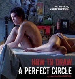"""Постер к фильму """"Как нарисовать идеальный круг"""" /How to Draw a Perfect Circle/ (2009)"""