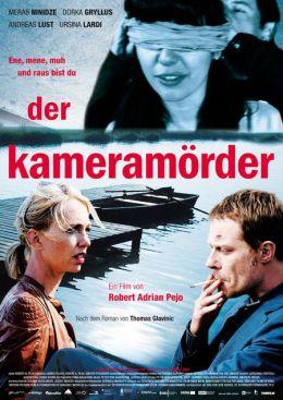 """Постер к фильму """"Убийца с камерой"""" /Der Kameramorder/ (2010)"""