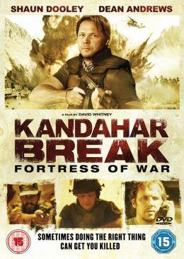 """Постер к фильму """"Кандагарский прорыв"""" /Kandahar Break/ (2009)"""