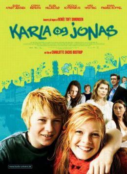 """Постер к фильму """"Карла и Йонас"""" /Karla og Jonas/ (2010)"""