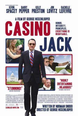 """Постер к фильму """"Казино Джек"""" /Casino Jack/ (2010)"""