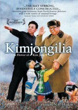 "Постер к фильму ""Кимджонгилия"" /Kimjongilia/ (2009)"