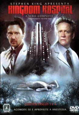 """Постер к фильму """"Королевский госпиталь"""" /Kingdom Hospital/ (2004)"""