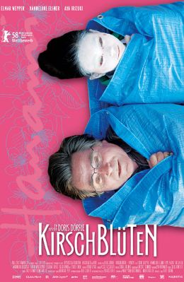 """Постер к фильму """"Цвет сакуры"""" /Kirschbluten - Hanami/ (2008)"""