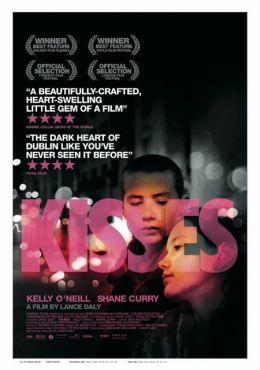 """Постер к фильму """"Поцелуи"""" /Kisses/ (2008)"""