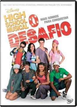 """Постер к фильму """"Классный мюзикл: Схватка"""" /High School Musical: O Desafio/ (2010)"""