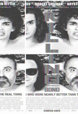 "Постер к фильму ""Убить Боно"" /Killing Bono/ (2011)"