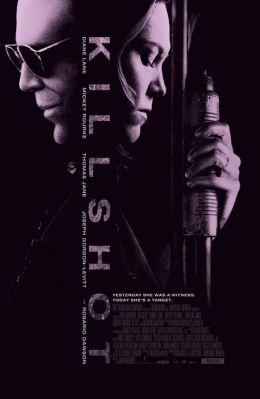 """Постер к фильму """"Киллер"""" /Killshot/ (2008)"""