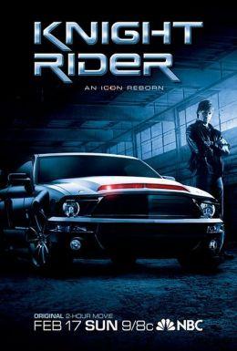 """Постер к фильму """"Рыцарь дорог"""" /Knight Rider/ (2008)"""
