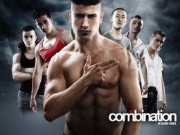 "Постер к фильму ""Комбинация"" /The Combination/ (2009)"