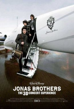 "Постер к фильму ""Концерт братьев Джонас"" /Jonas Brothers: The 3D Concert Experience/ (2009)"