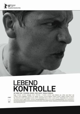 """Постер к фильму """"Контроль жизни"""" /Lebendkontrolle/ (2010)"""