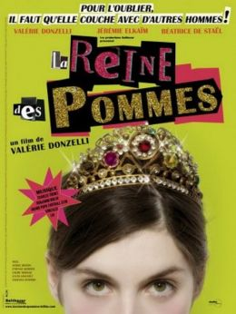 """Постер к фильму """"Королева дурочек"""" /La reine des pommes/ (2009)"""