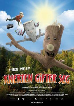 """Постер к фильму """"Коряжка женится"""" /Knerten gifter seg/ (2010)"""