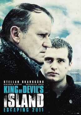 """Постер к фильму """"Король острова Дьявола"""" /Kongen av Bastoy/ (2010)"""