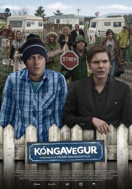"""Постер к фильму """"Королевский путь"""" /Kongavegur/ (2010)"""