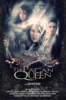 "Постер к фильму ""Королева славян"" /The Pagan Queen/ (2009)"