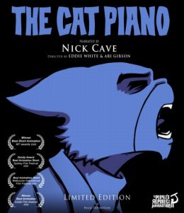 """Постер к фильму """"Кошачье фортепьяно"""" /The Cat Piano/ (2009)"""