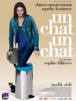 "Постер к фильму ""Кошки-мышки"" /Un chat un chat/ (2009)"