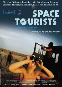 """Постер к фильму """"Космические туристы"""" /Space Tourists/ (2009)"""