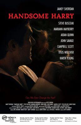 "Постер к фильму ""Красавчик Гарри"" /Handsome Harry/ (2009)"