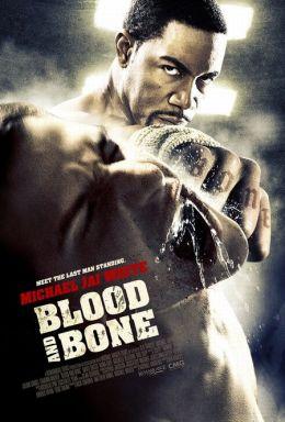"""Постер к фильму """"Кровь и кость"""" /Blood and Bone/ (2009)"""